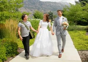 temple wedding photos